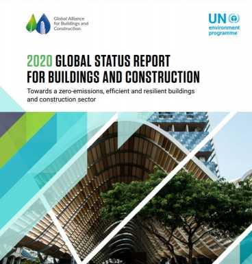 Épületek és építmények 2020. évi globális állapotjelentése