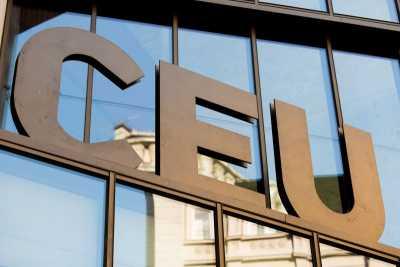 CEU épületátadó és bejárás