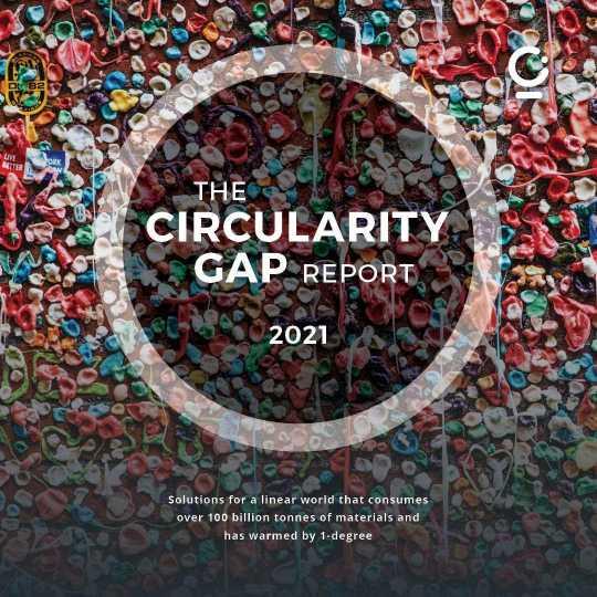 A körforgásos gazdaság globálisan megszüntetheti a kibocsátási rést