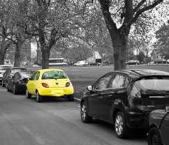 Hosszú távú stratégiai célok meghatározása a parkolásszabályozásra vonatkozóan