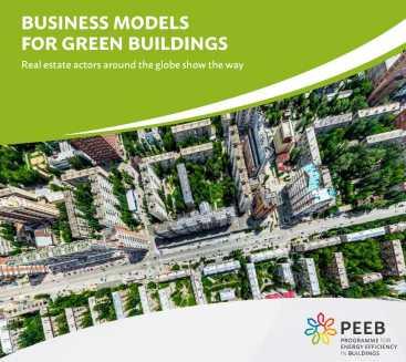 Üzleti modellek zöldépületeknek