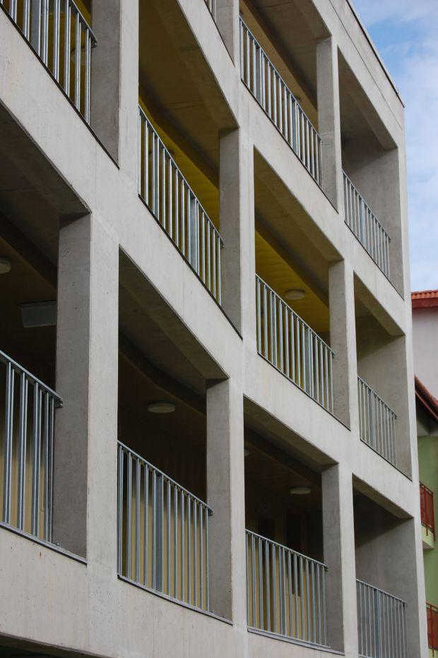 Greenwalhphoto rövidlista: Szczuka Levente // 100 lakásos passzív társasház Angyalföldön